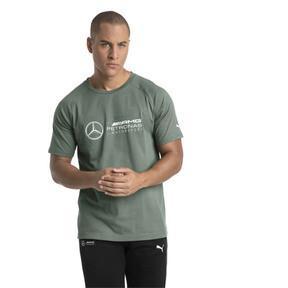Imagen en miniatura 2 de Camiseta con logo de hombre MERCEDES AMG PETRONAS, Corona de laurel, mediana