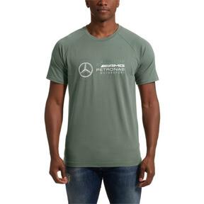 Thumbnail 2 of Mercedes AMG Petronas Men's Logo T-Shirt, Laurel Wreath, medium