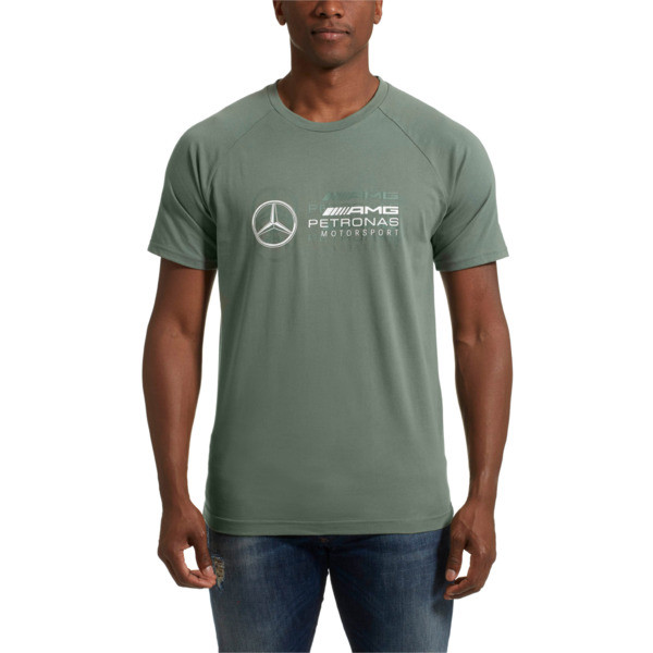 Mercedes AMG Petronas Men's Logo T-Shirt, 04, large