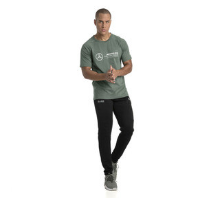 Imagen en miniatura 5 de Camiseta con logo de hombre MERCEDES AMG PETRONAS, Corona de laurel, mediana
