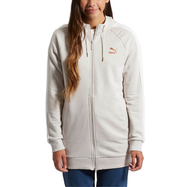 Kiss Artica T7 Zip-Up Women's Hoodie, 45, large