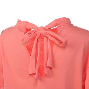 Thumbnail 6 of BOW ロング Tシャツ, Shell Pink, medium-JPN