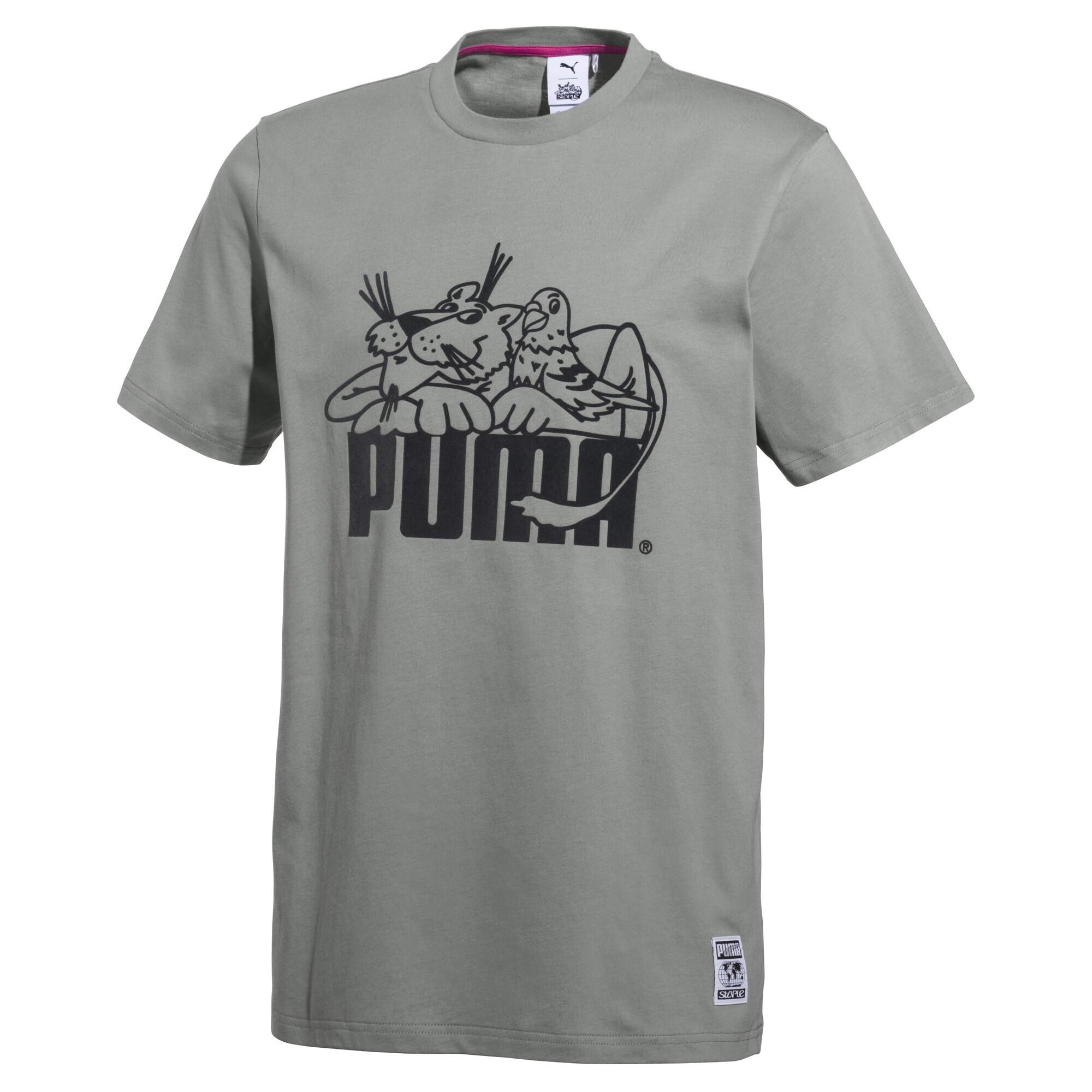 Image Puma PUMA x STAPLE PIGEON Men's Tee #1