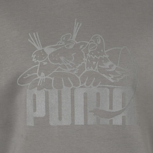 PUMA x STAPLE T7 HOODIE, Limestone, large-JPN