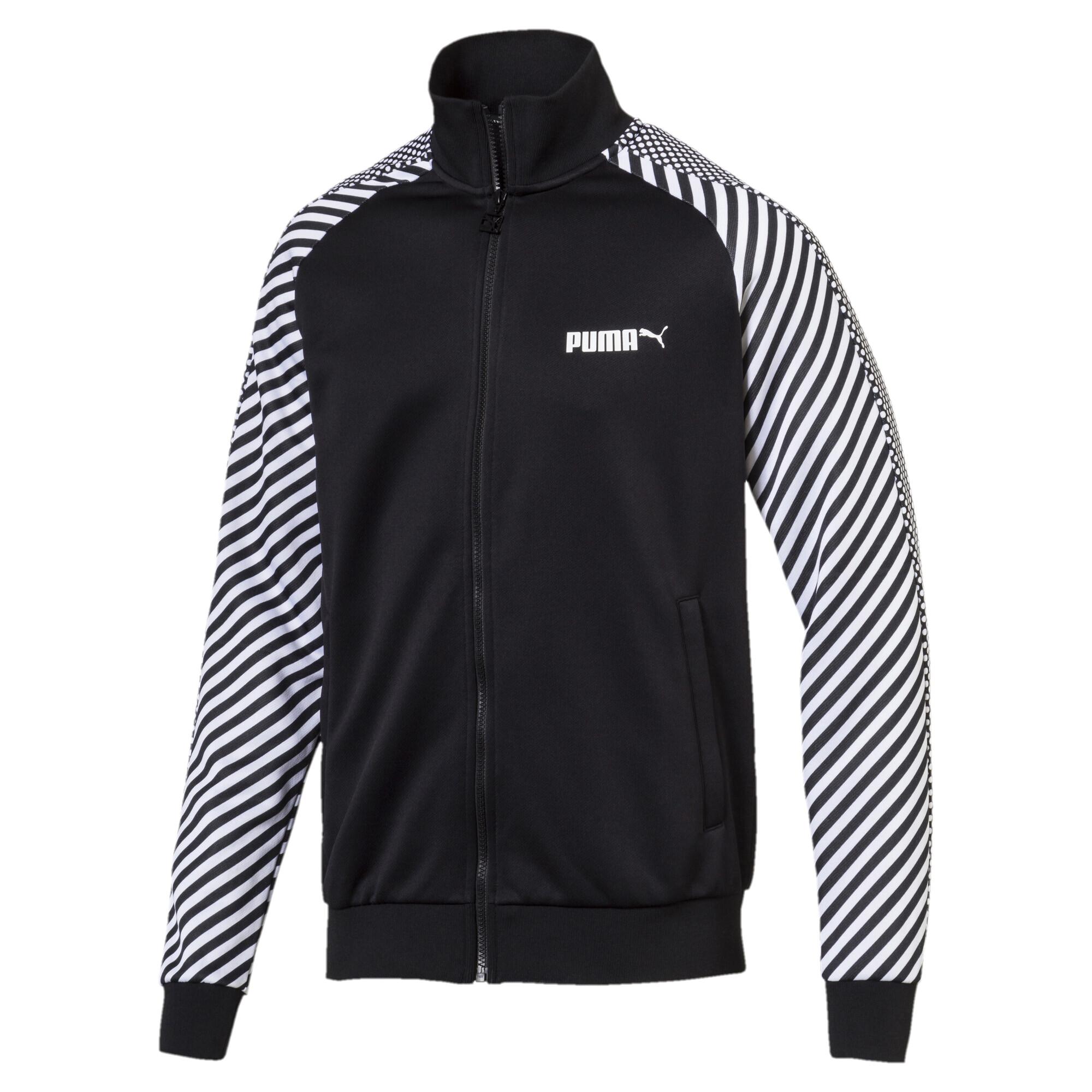 Image Puma T7 Pop Zip-Up Men's Track Jacket #2