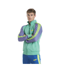 Image Puma T7 Pop Zip-Up Men's Track Jacket