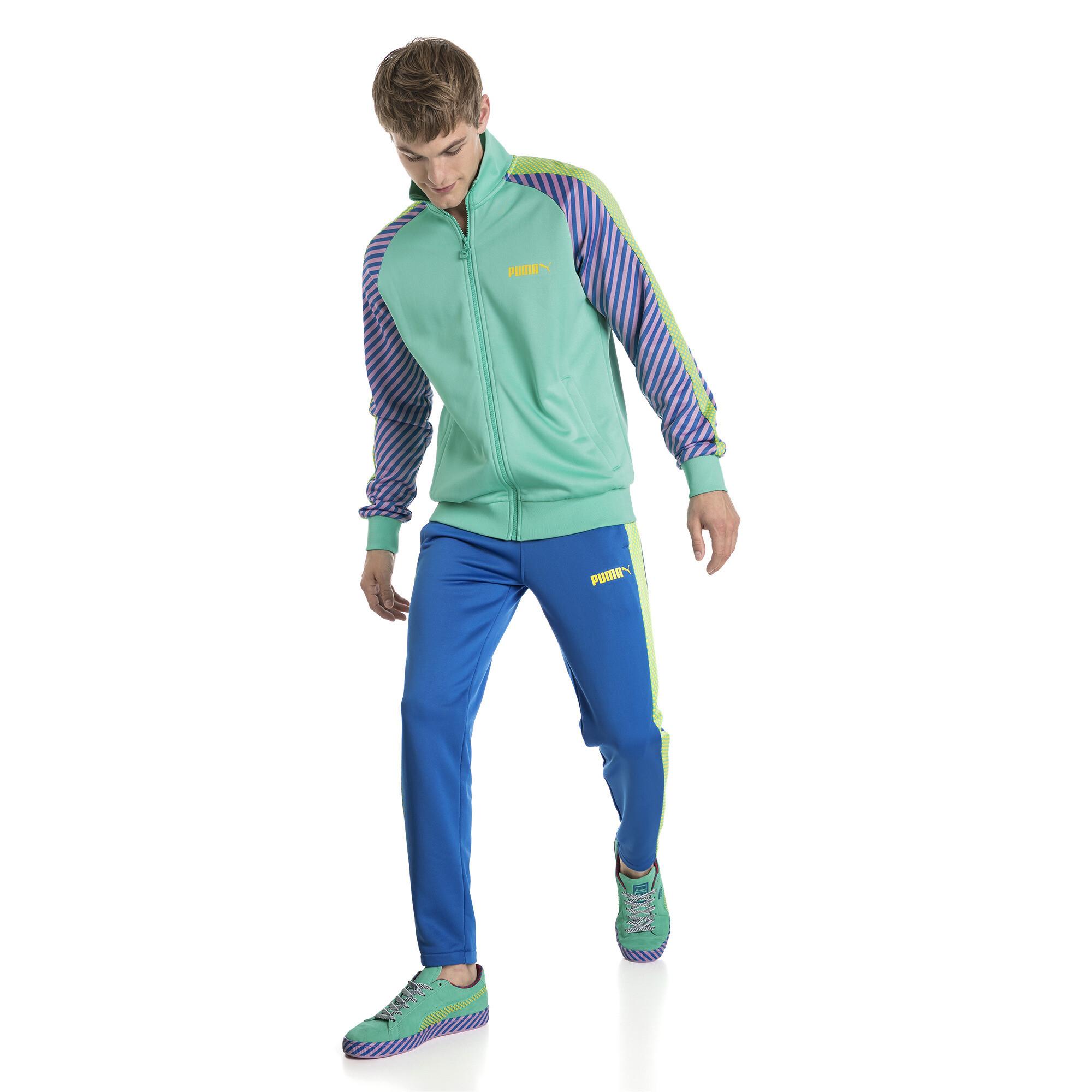 Image Puma T7 Pop Zip-Up Men's Track Jacket #3