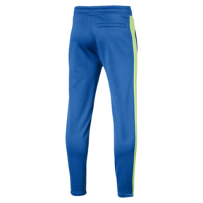 Thumbnail 3 of T7 Pop Men's Track Pants, Strong Blue, medium