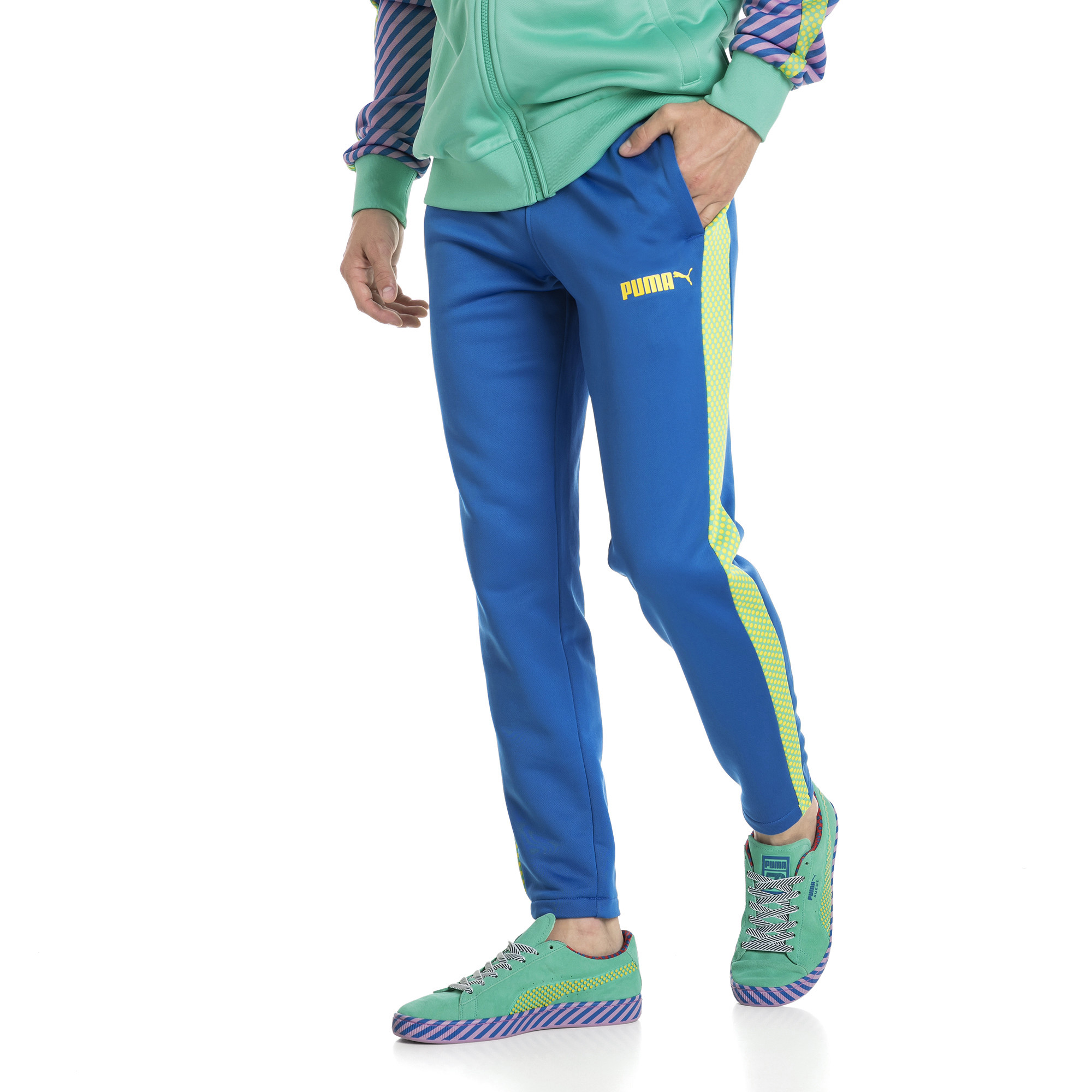 Image Puma T7 Pop Men's Track Pants #1