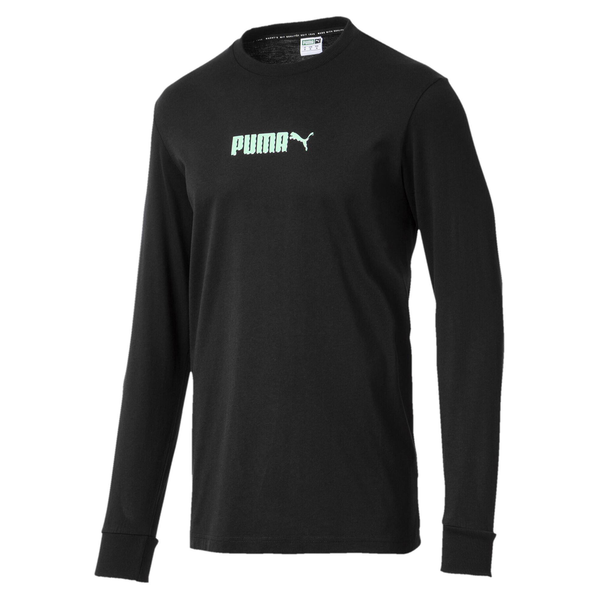 T7 Pop Long Sleeve Men's Shirt