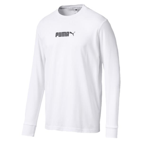 T7 Pop Long Sleeve Men's Shirt, 02, large