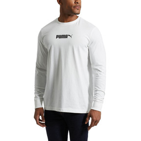 Thumbnail 2 of T7 Pop Long Sleeve Men's Shirt, 02, medium