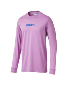 Image Puma T7 Pop Long Sleeve Men's Shirt