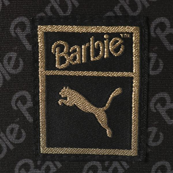 PUMA x BARBIE WOMEN'S CROPTOP, Puma Black, large-JPN