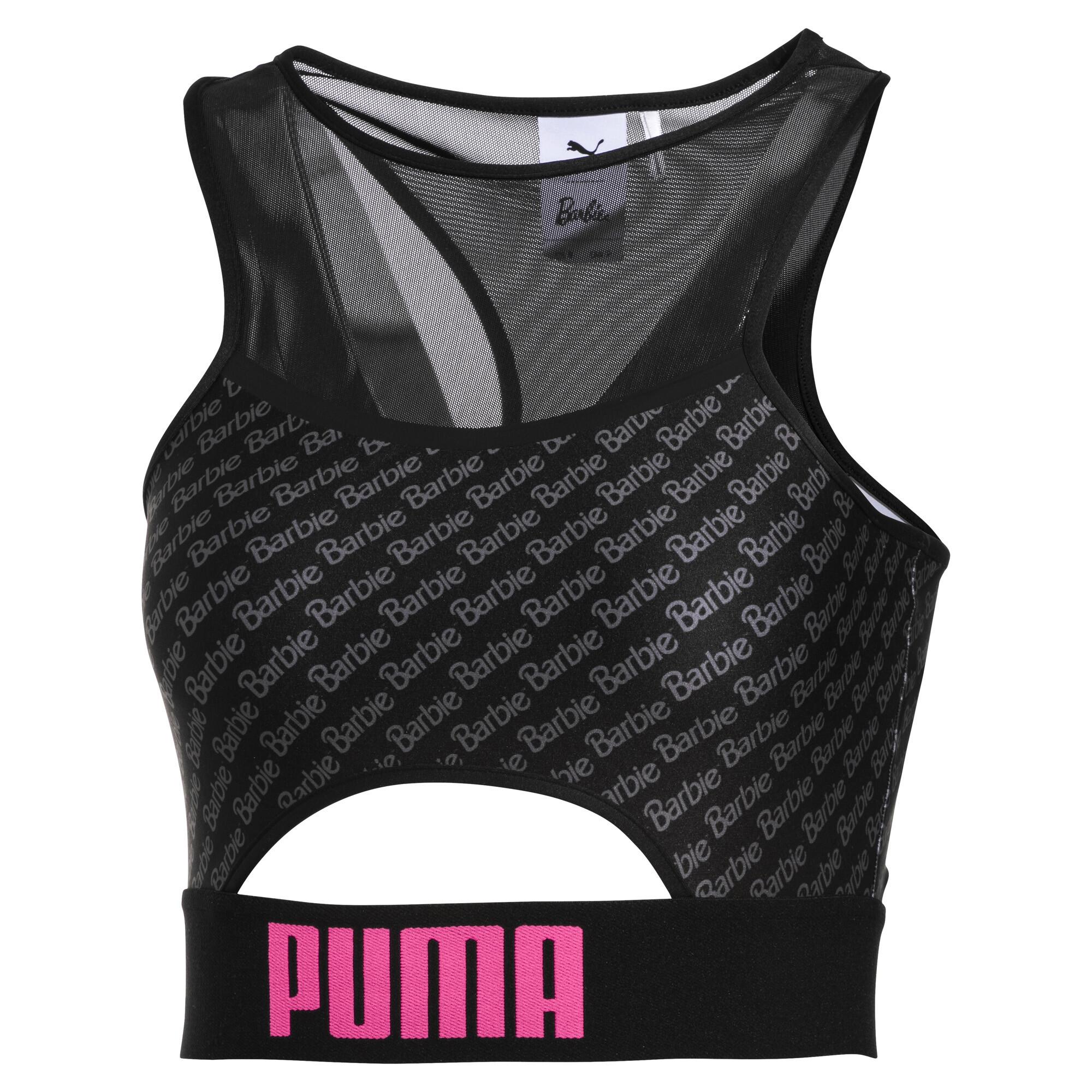 Image Puma PUMA x BARBIE Women's Crop Top #1