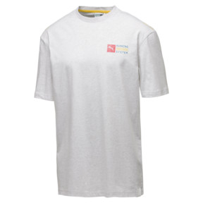 Thumbnail 1 of RS-0 Capsule Men's Tee, Puma White Heather, medium