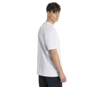Thumbnail 3 of RS-0 Capsule Men's Tee, Puma White Heather, medium