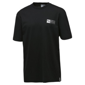 Thumbnail 1 of RS-0 CAPSULE TEE, Puma Black, medium-JPN