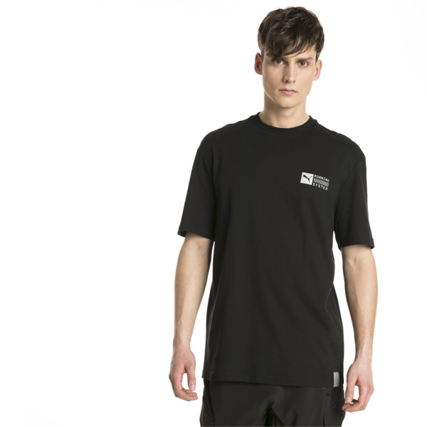 RS-0 CAPSULE TEE, Puma Black, large-JPN