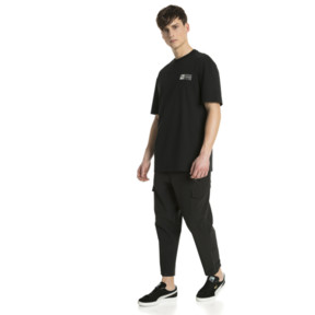 Thumbnail 5 of RS-0 CAPSULE TEE, Puma Black, medium-JPN