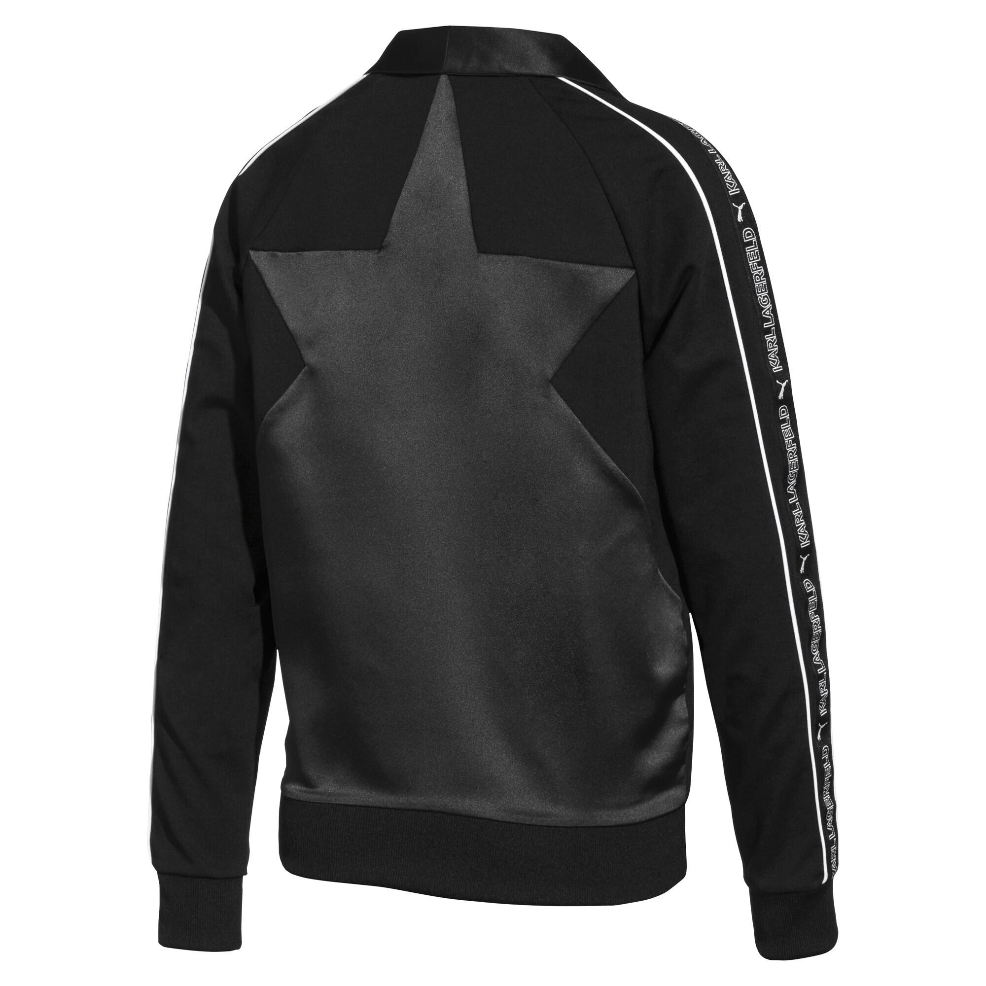 Image Puma PUMA x KARL LAGERFELD T7 Women's Track Jacket #6