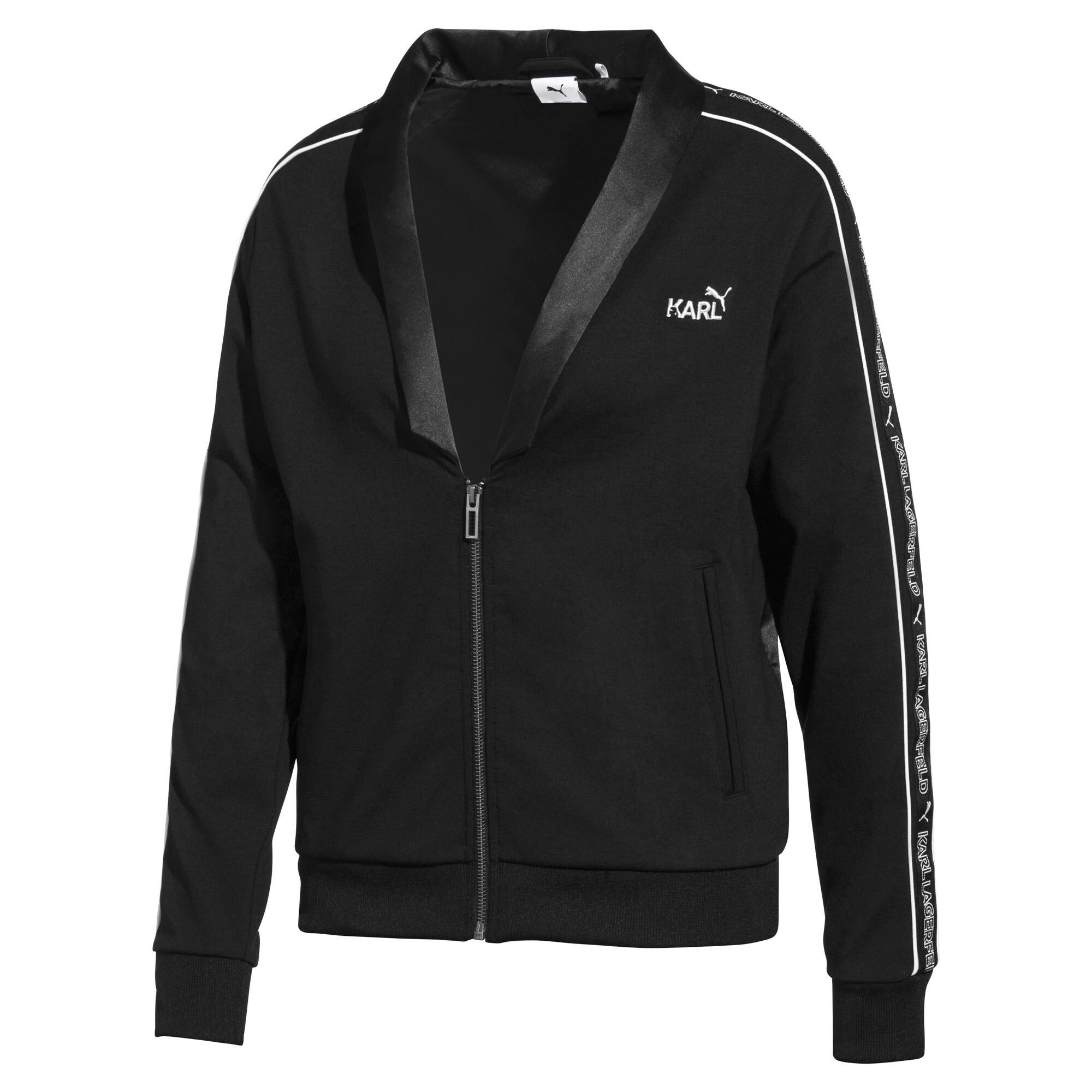 Image Puma PUMA x KARL LAGERFELD T7 Women's Track Jacket #5
