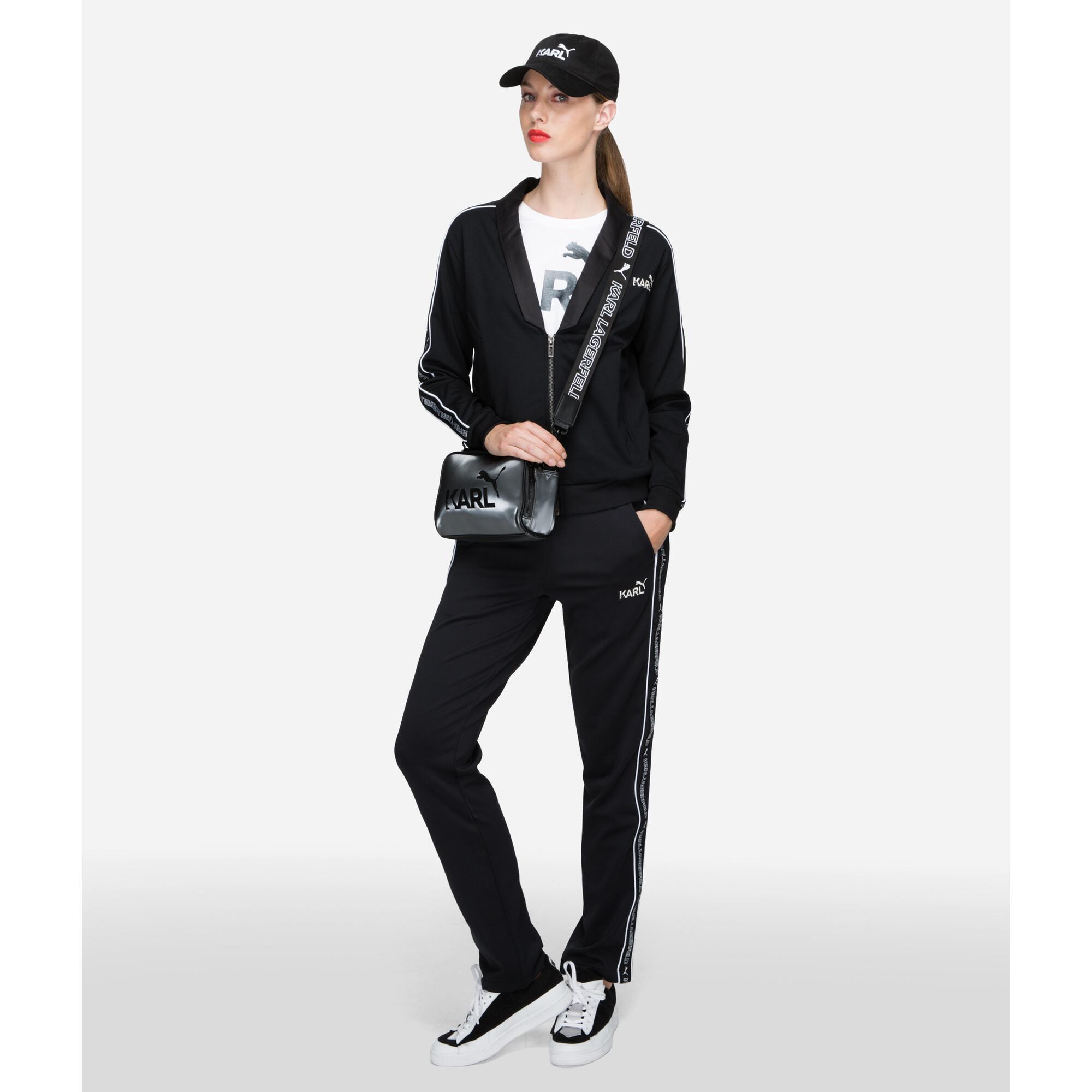 Image Puma PUMA x KARL LAGERFELD T7 Women's Track Jacket #3