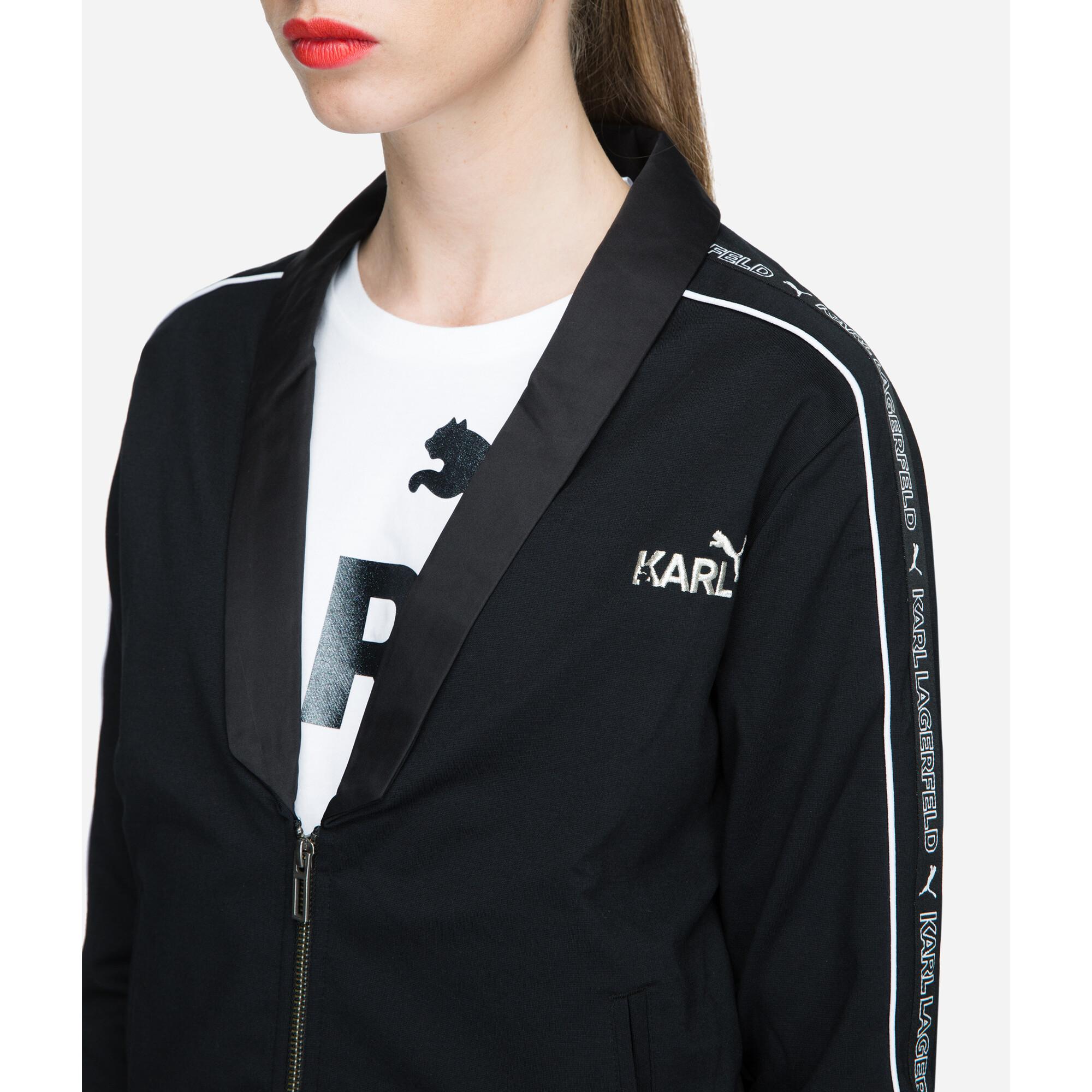 Image Puma PUMA x KARL LAGERFELD T7 Women's Track Jacket #4