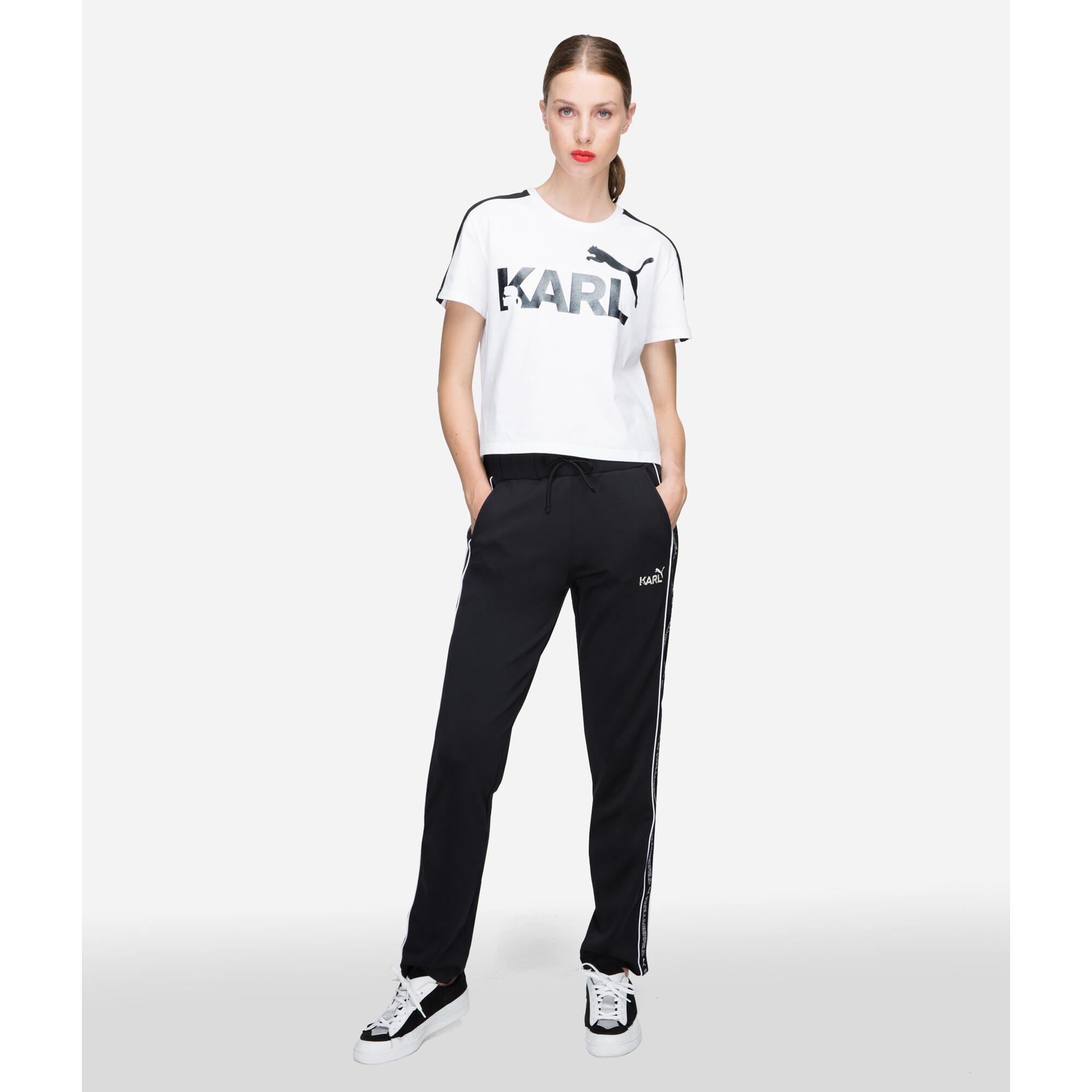 Image Puma PUMA x KARL LAGERFELD T7 Women's Tight Sweatpants #3