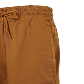 Thumbnail 4 of DOWNTOWN ツイルパンツ, Buckthorn Brown, medium-JPN