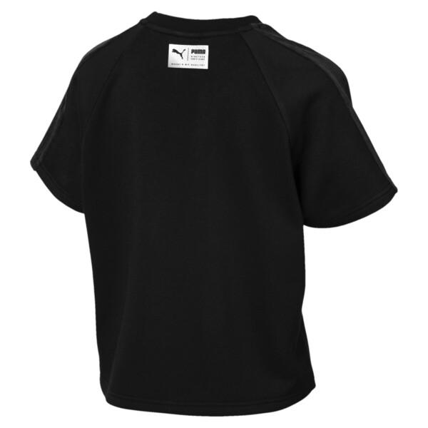 DOWNTOWN ストラクチャード トップ, Cotton Black, large-JPN