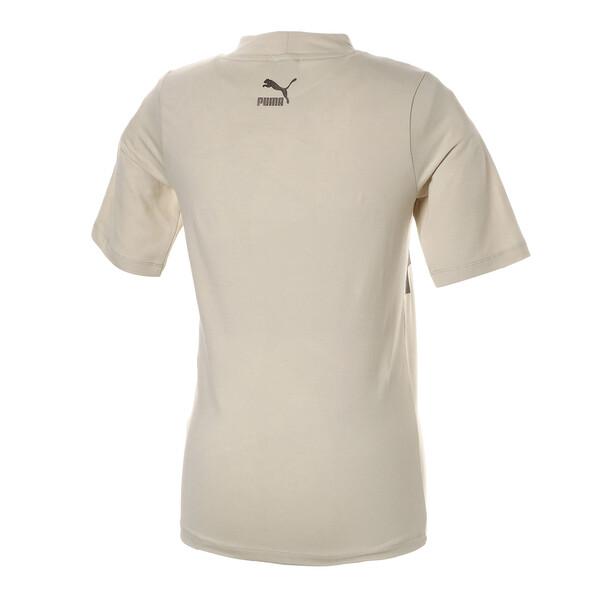RETRO ウィメンズ SS Tシャツ, Birch, large-JPN