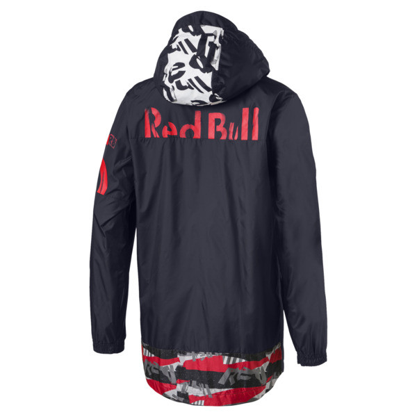 Red Bull Racing Men's RCT Jacket, NIGHT SKY, large