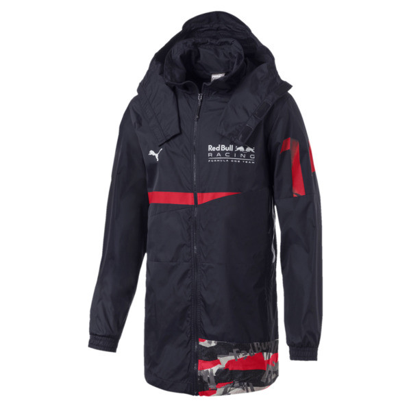 Red Bull Racing RCT Men's Jacket, NIGHT SKY, large