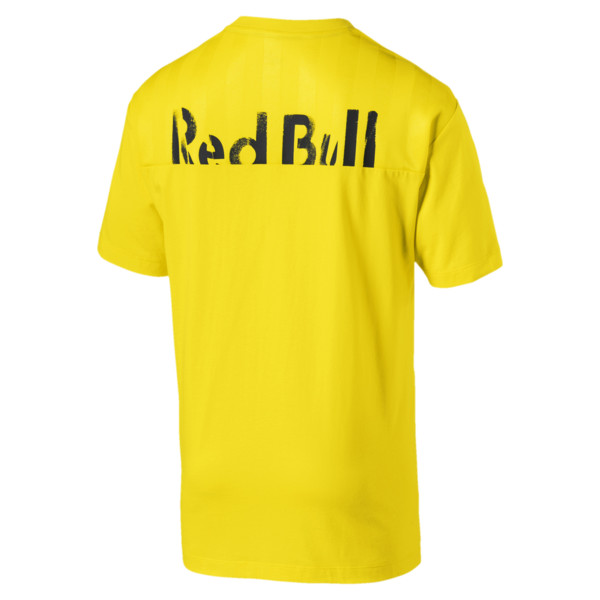 Red Bull Racing Life Tee, Blazing Yellow, large