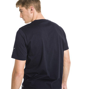 Thumbnail 2 van Red Bull Racing Life T-shirt met print voor mannen, NIGHT SKY, medium