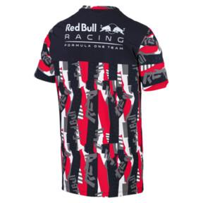 Thumbnail 5 of RED BULL RACING ライフ AOP Tシャツ, Chinese Red, medium-JPN