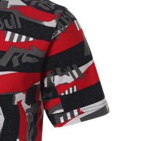 Thumbnail 7 of RED BULL RACING ライフ AOP Tシャツ, Chinese Red, medium-JPN