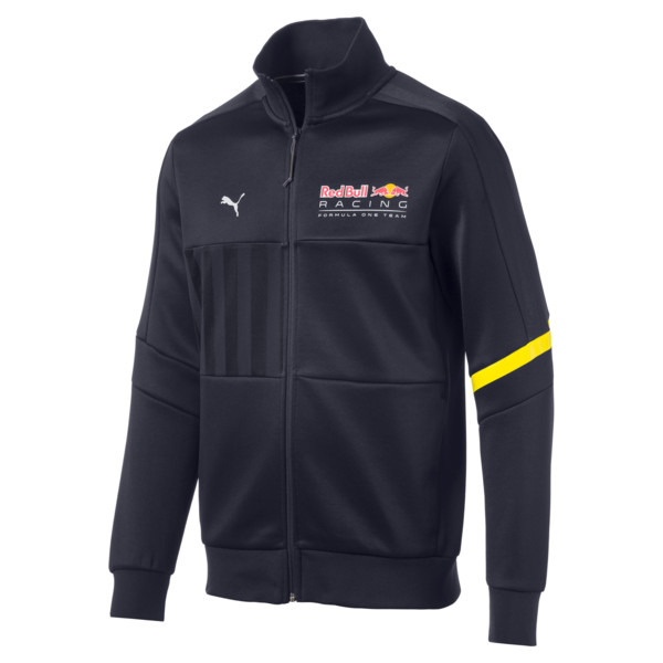 Red Bull Racing Men's T7 Track Jacket, NIGHT SKY, large