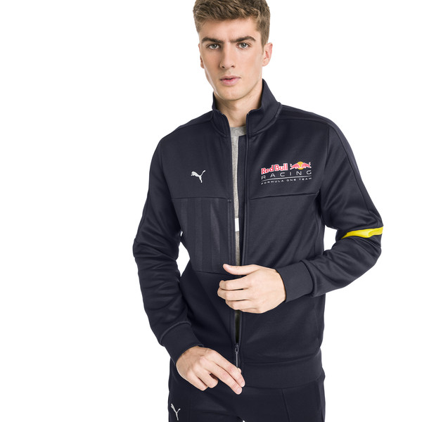 Red Bull Racing T7 Men's Track Jacket, NIGHT SKY, large