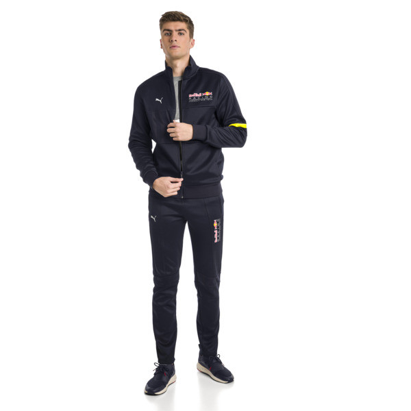 Pantalon de survêtement Red Bull Racing T7 pour homme, NIGHT SKY, large