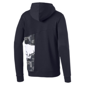 Thumbnail 5 of Red Bull Racing Double Bull Men's Hoodie, NIGHT SKY, medium