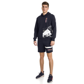 Thumbnail 3 of Red Bull Racing Double Bull Men's Hoodie, NIGHT SKY, medium