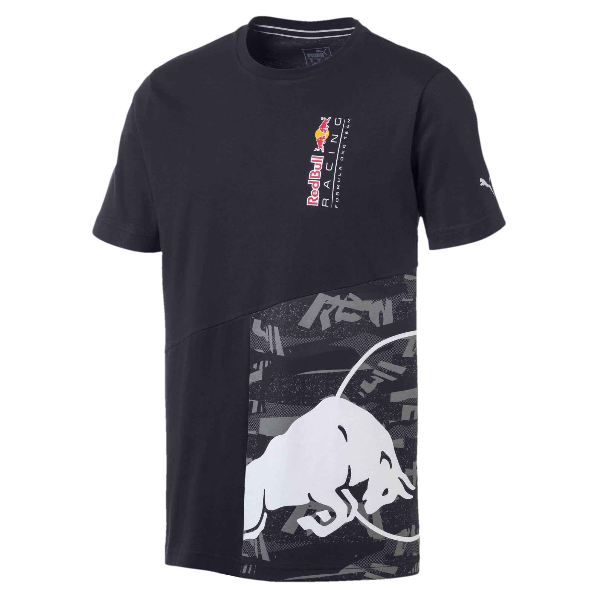 【プーマ公式通販】 プーマ RED BULL RACING ダブルブル Tシャツ メンズ NIGHT SKY |PUMA.com