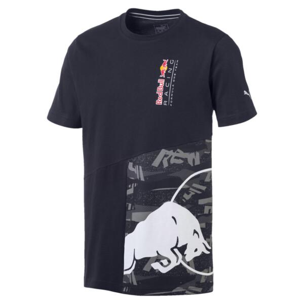 RED BULL RACING ダブルブル Tシャツ, NIGHT SKY, large-JPN