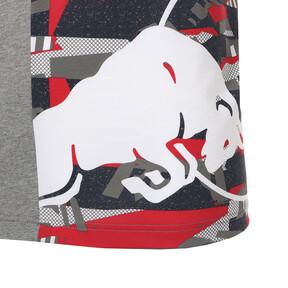 Thumbnail 5 of RED BULL RACING ダブルブル Tシャツ, Medium Gray Heather, medium-JPN