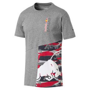 Thumbnail 1 of RED BULL RACING ダブルブル Tシャツ, Medium Gray Heather, medium-JPN