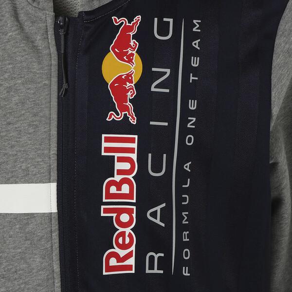 RED BULL RACING ロゴ フーデッド スウェット ジャケット, Medium Gray Heather, large-JPN