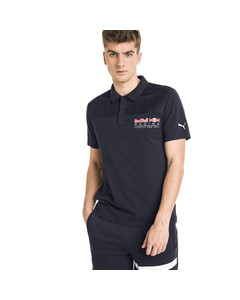 Image Puma Red Bull Racing Short Sleeve Men's Polo Shirt