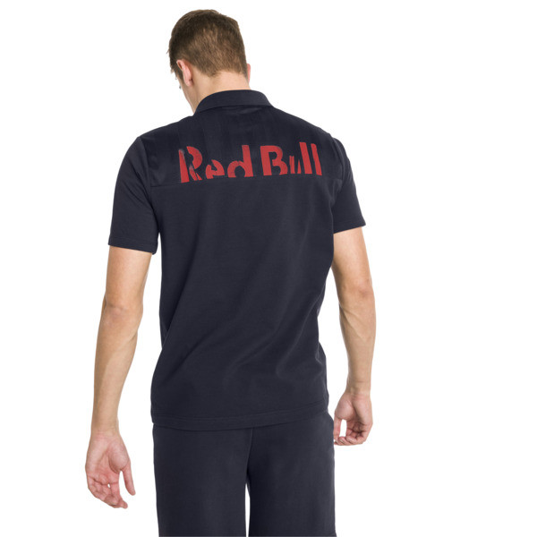 Polo de manga corta de hombre Red Bull Racing, NIGHT SKY, grande
